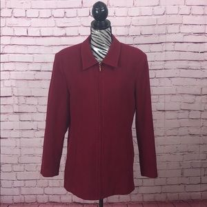 Norton McNaughton Wool Jacket Size 12